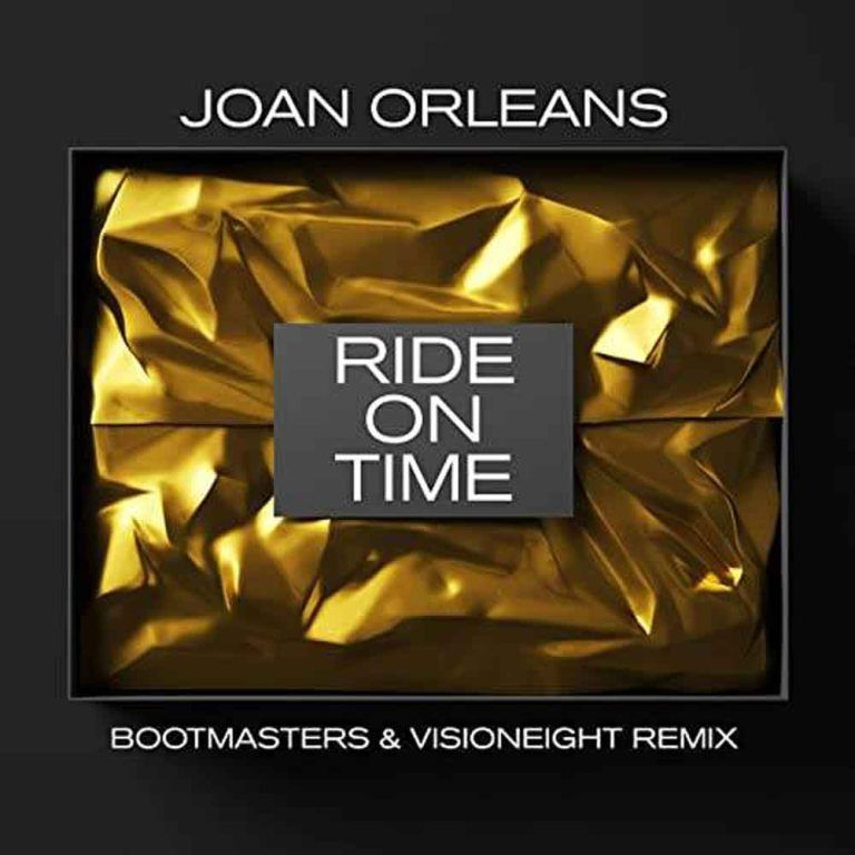 Joan Orleans – Ride On Time