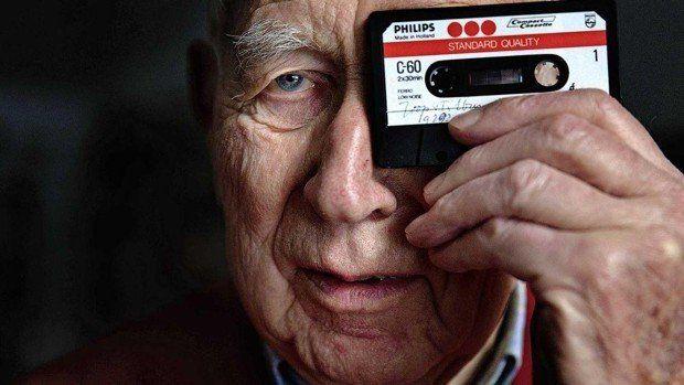 Muere Lou Ottens el creador del Cassette