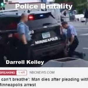 Police Brutality – 'Darrell Kelley'